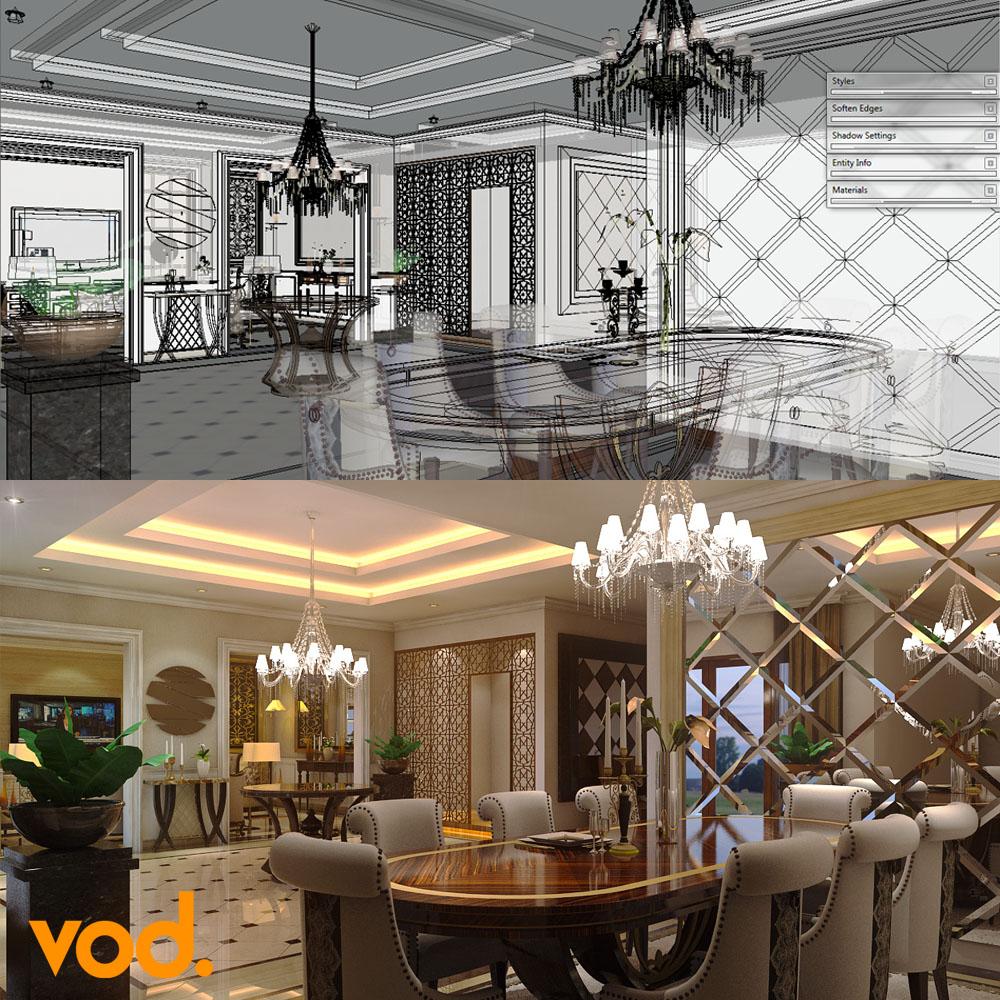 Interior Apartment Jakarta