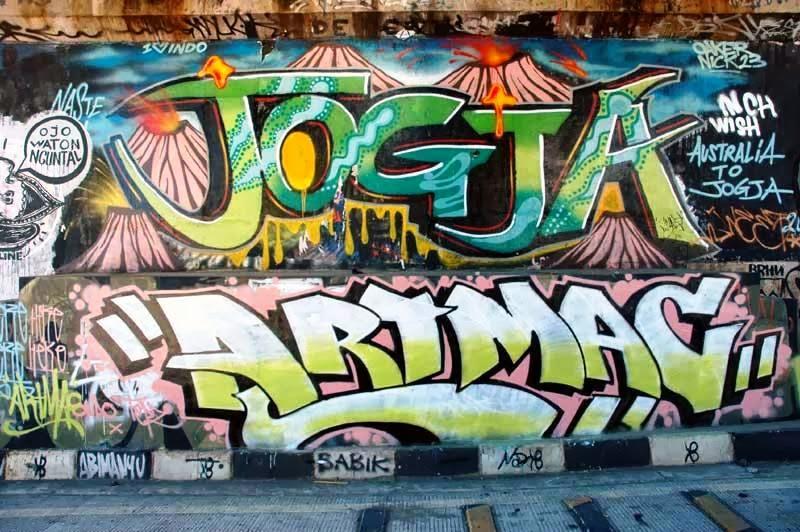 Community Graffiti Djogjakarta