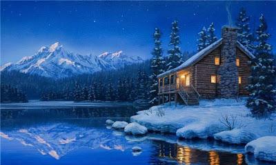 Cabaña Frente al Lago