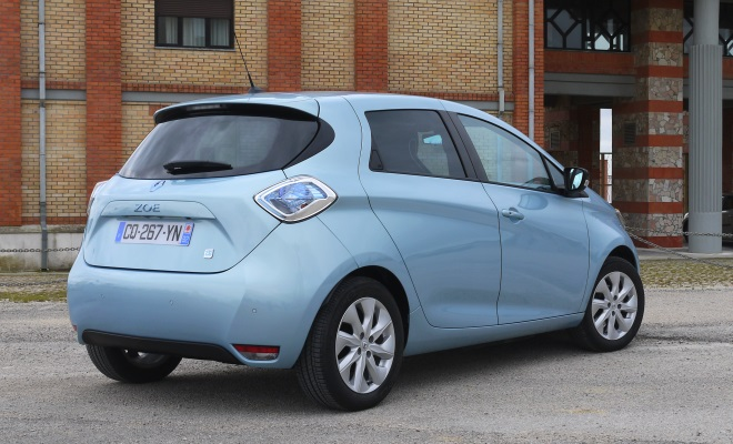 Renault Zoe Electric Car Review - Gadgets Malta