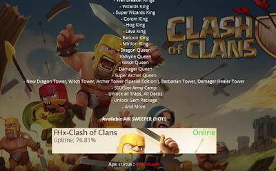 Apa Nama Game Coc Offline