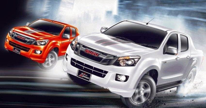Isuzu D Max X Series Is A Young Person S Pick Up Truck