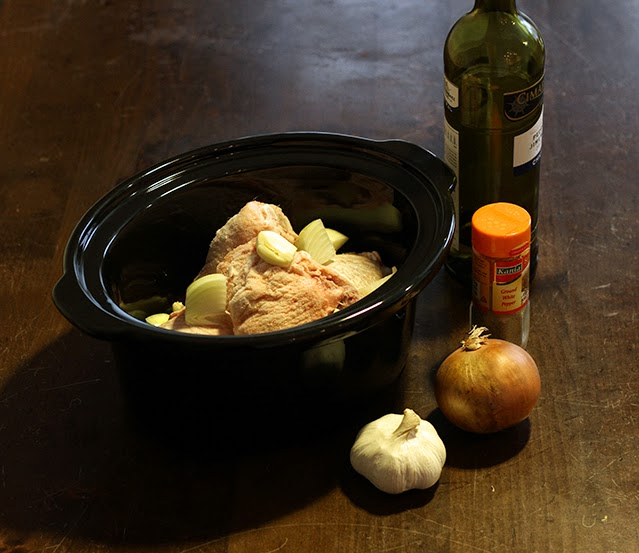 chicken slow cooker