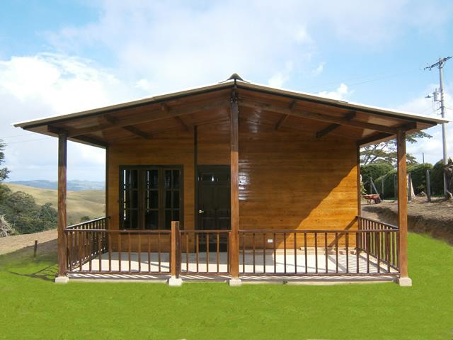 Casas prefabricadas construexpress casas prefabricadas - Casas prefabricada de madera ...