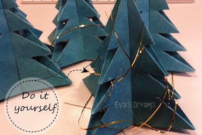 Do it yourself: Weihnachtsdeko - Tannenbaum