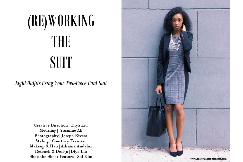 fashion blog, professional style magazine, professional style blog, texas fashion, nyc, 9 to 5 style, workwear, work wardrobe, office wear, outfit, editorial, rework the suit, remixing pant suit, office clothes inspiration, professional clothing