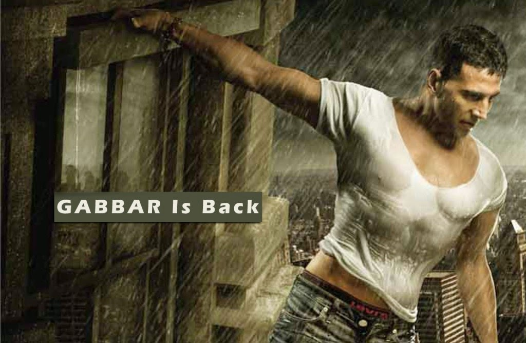 Gabbar is Back 300MB HD Free Download
