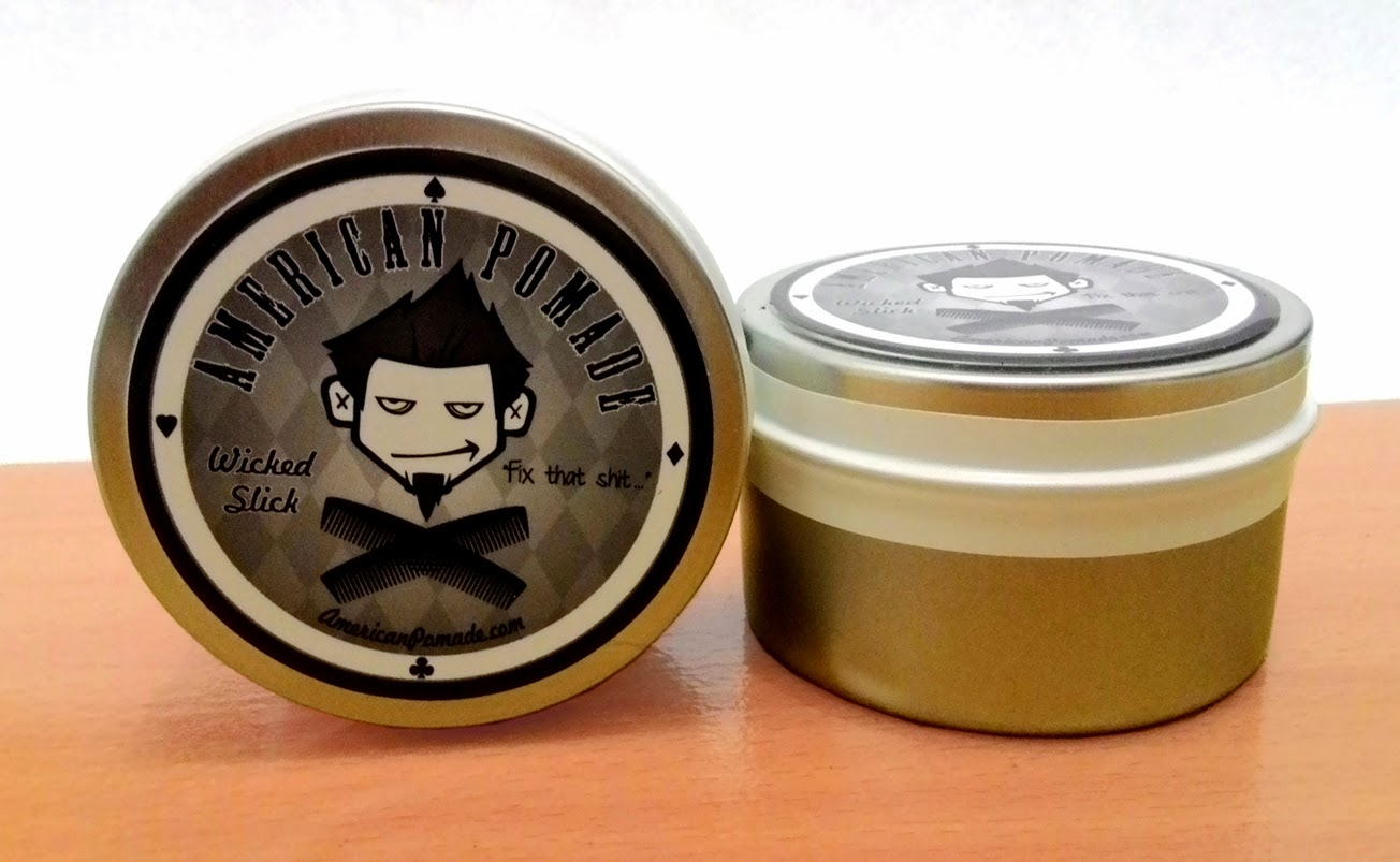 Original American Pomade Wicked Slick