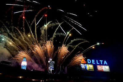 Fireworks at Turner Field | Atlanta Braves