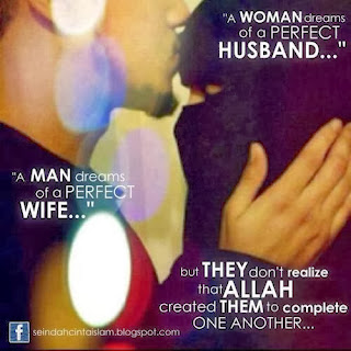 What does Islam say about relations  between man and woman (i.e. husband  and wife)?
