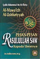 toko buku rahma: buku pesan-pesan rasulullah saw kepada umatnya, pengarang syeikh muhammad bin abi batya, penerbit pustaka setia