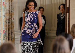 Can you believe Michelle Obama Is 52?! Plus her best outfit 3