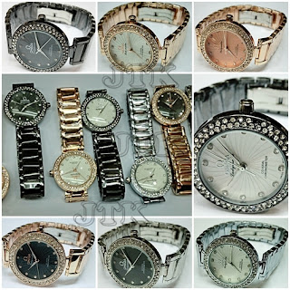 OMEGA LADYMATIC STAINLESS Rp 200.000