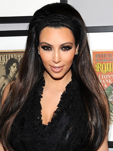 Kim Kardashian Hair Styles New Hairstyles