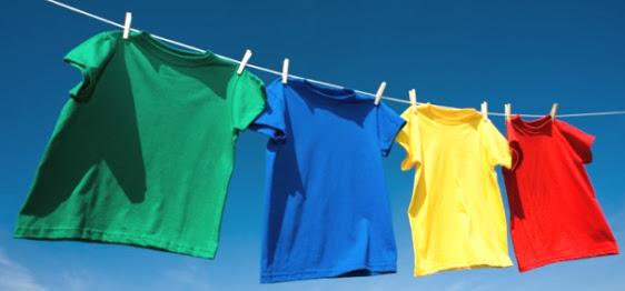 Ini Trik Mencuci Baju yang KEREN
