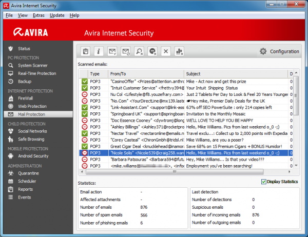 Avira Internet Security Crack with Product Key