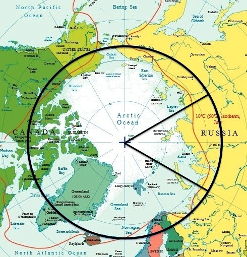 Math Year 2013 Four weeks of climate data Arctic Circle Region 2