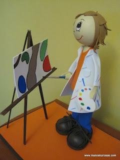 fofucho pintor