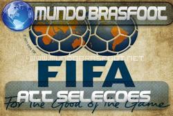 Atualização Seleções 2011 para o Brasfoot 2010