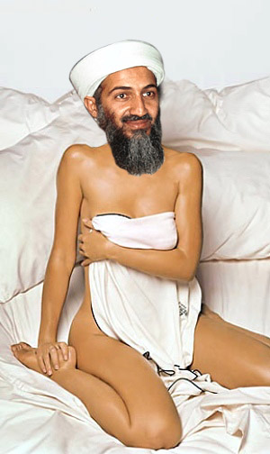 bin laden funny pictures. Funny Pictures of Osama Bin