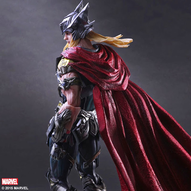 Play Arts Kai Variant Thor action figure