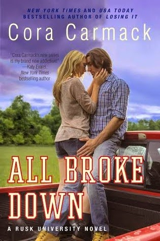 All Broke down