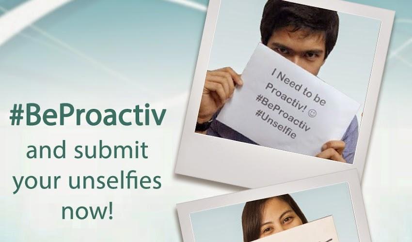 "#BeProactiv & #Unselfie! The Proactiv ""Unselfie"" Campaign"