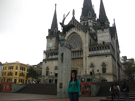 Cathedral in Manizales