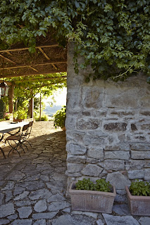 Pergolaccio farmhouse in Umbria