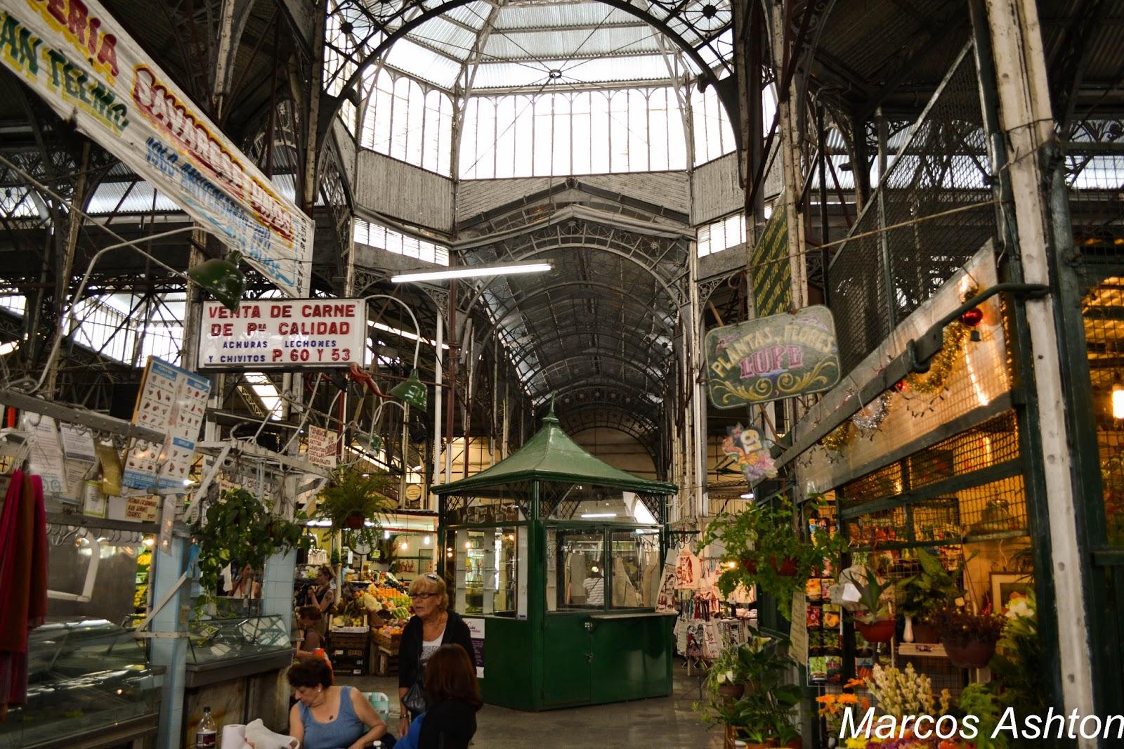 Misteriosabsas Mercado San Telmo San Telmo Market