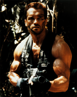 Arnold Schwarzenegger actores cinematograficos