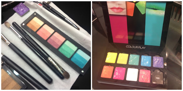 Inglot Colour Play Collection