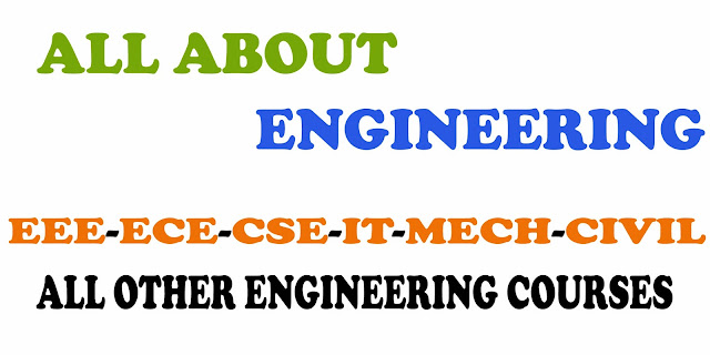 all about engineering
