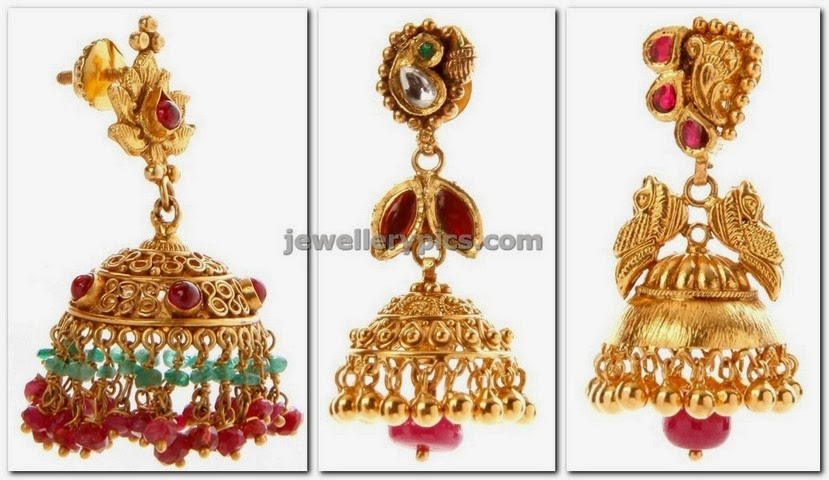 gold antique buttalu by NAC