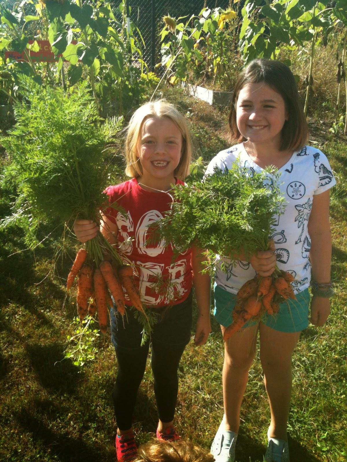 Longfellow School Garden - The Learning Garden