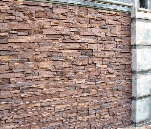 gambar eksterior batu alam rumah minimalis freewaremini