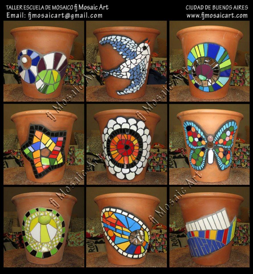 mosaico creativo de fj mosaic art seminarios de mosaico