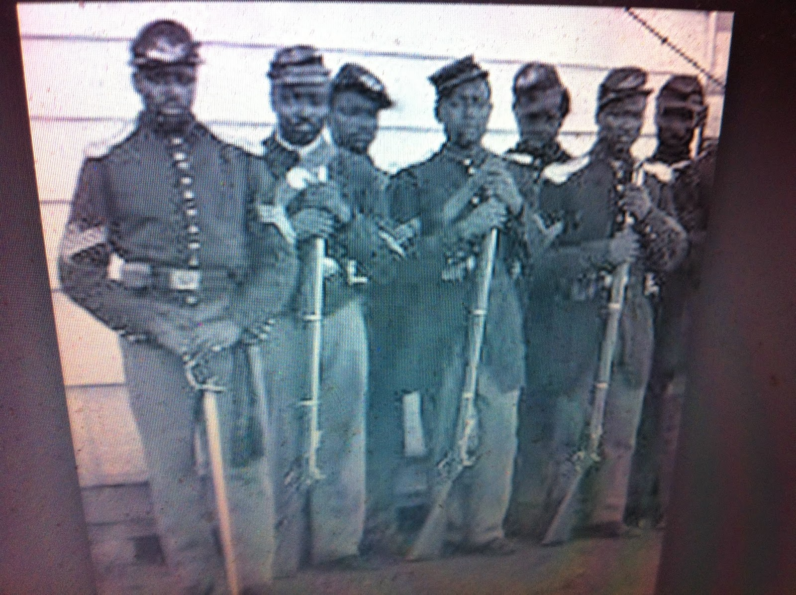 the black union army African americans: african americans  the emancipation proclamation also allowed black men to serve in the union army this had been illegal under a federal law.