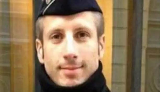 Αυτός είναι ο 37χρονος αστυνομικός που σκότωσαν οι τζιχαντιστές στο Παρίσι