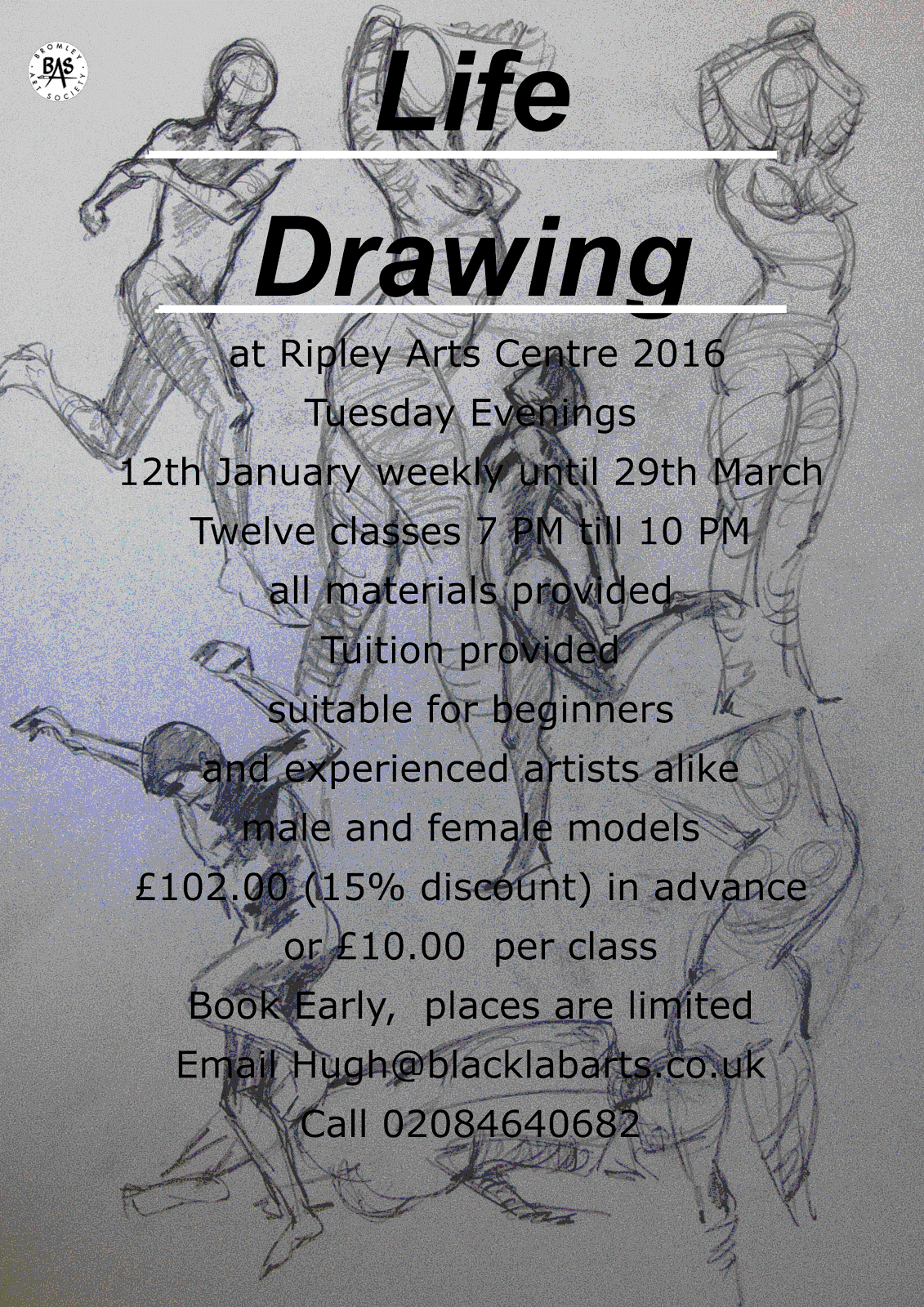 Drawing Classes by Hugh Henderson