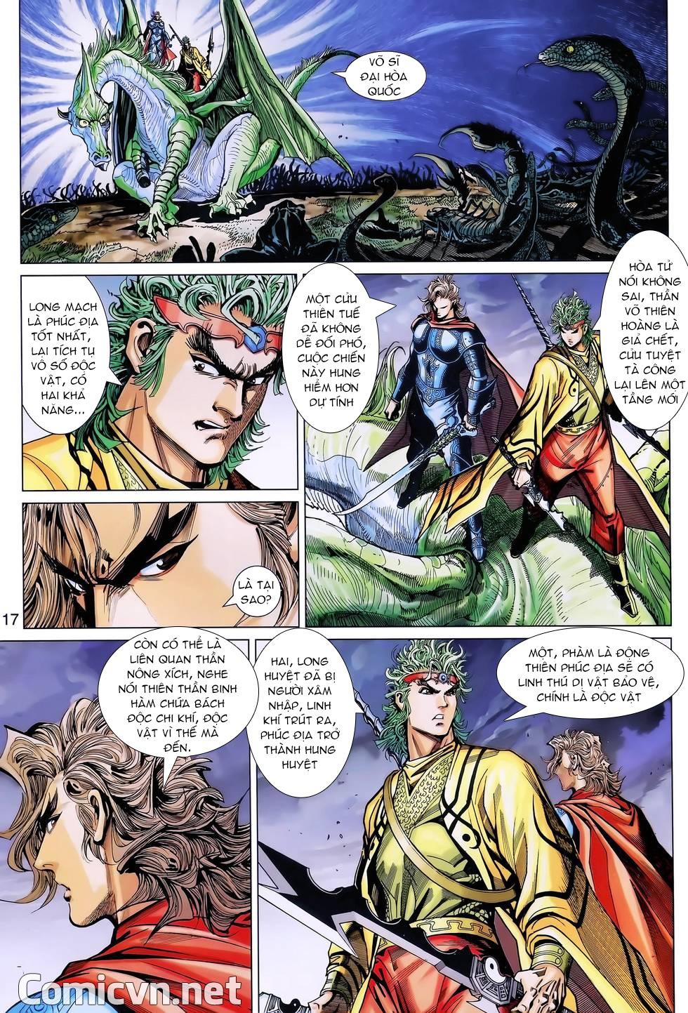 Thần binh huyền kỳ 3 - 3.5 tập 172 - 4