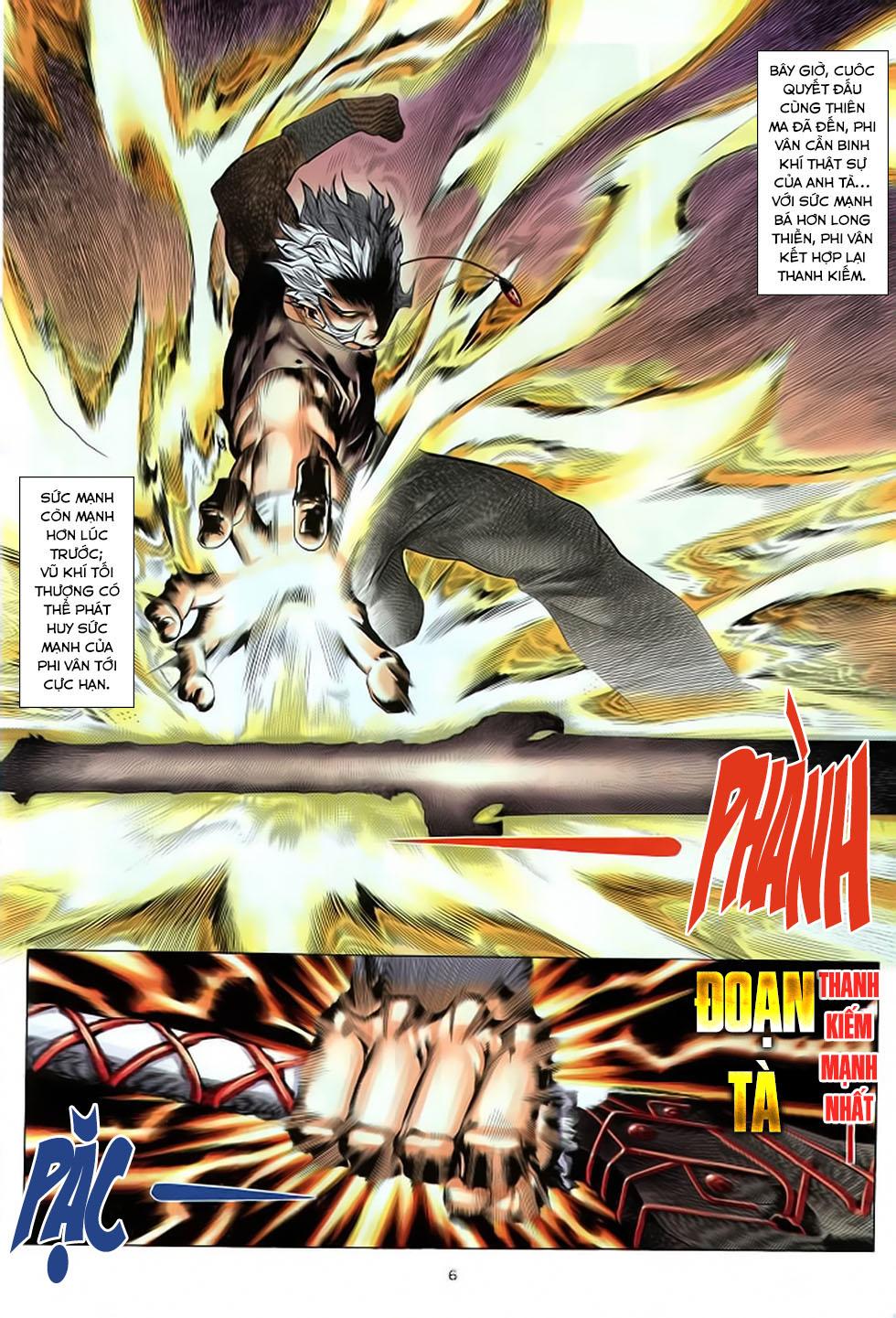 Chiến Thần Ký chap 39 - Trang 7