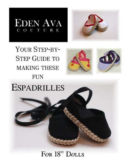 how to make shoes for your american girl doll