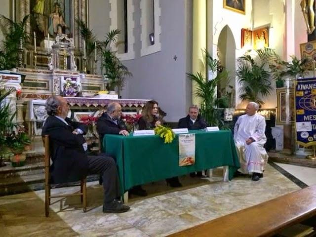 PARTECIPATO IL DIBATTITO SUL MATRIMONIO DEL KIWANIS CLUB MESSINA