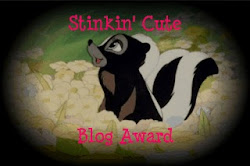 My Newest Blog Award...