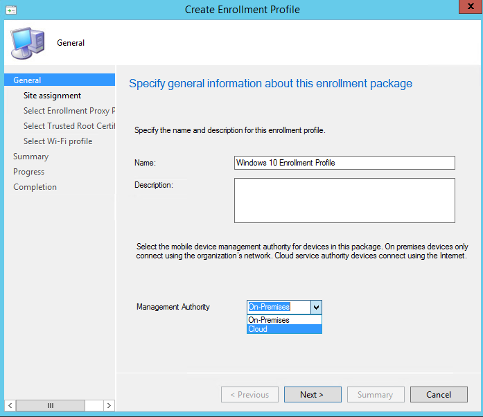 windows configuration provisioning packages