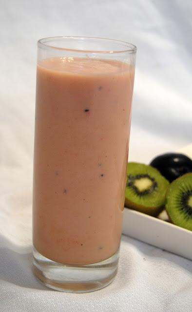 Batido de kiwi ciruela y naranja asopaipas recetas de - Batidos de kiwi ...