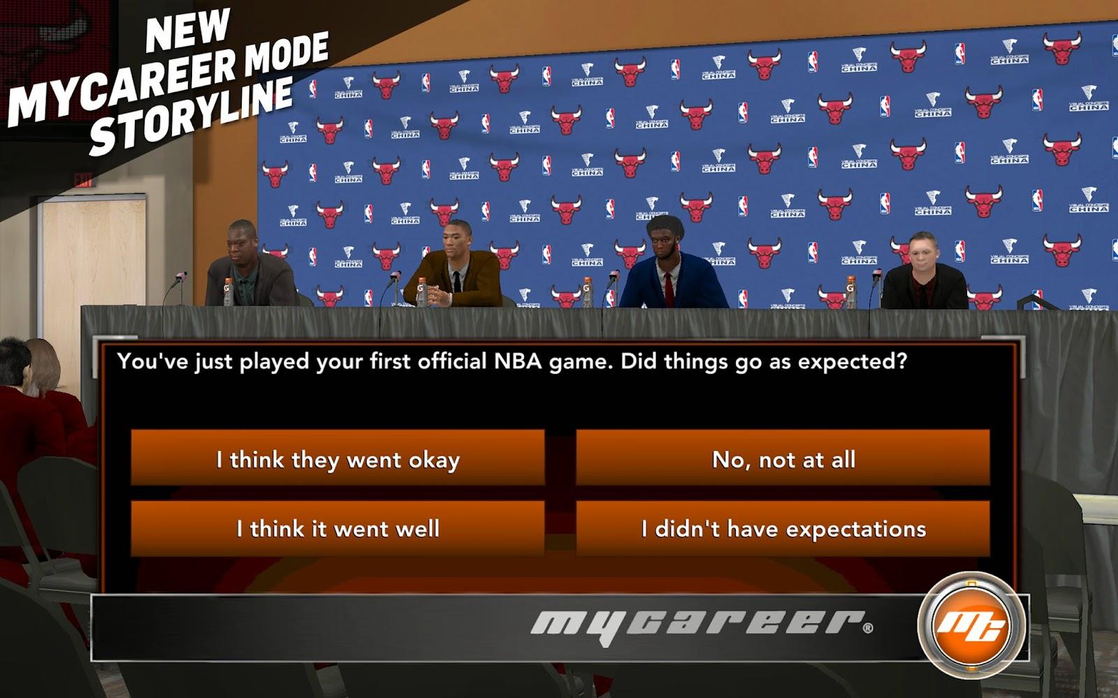 NBA 2K15 v1.0
