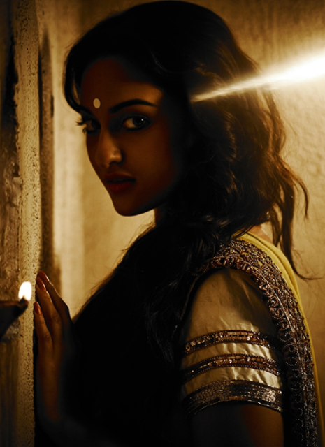 Sonakshi Sinha's Latest beautiful photoshoot for NOTCH!