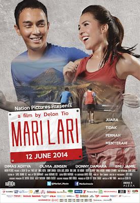 Mari Lari (2014)    Subtitel Indonesia